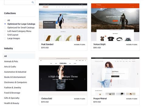 changing themes bigcommerce how to set up a bigcommerce online store in 9 simple steps