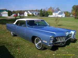 1967 Cadillac Convertible For Sale 1967 Cadillac Convertible For Sale On Car And