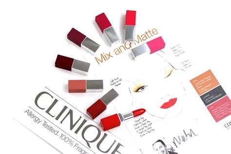 Clinique Pop Matte clinique pop matte lippenstift innenaussen
