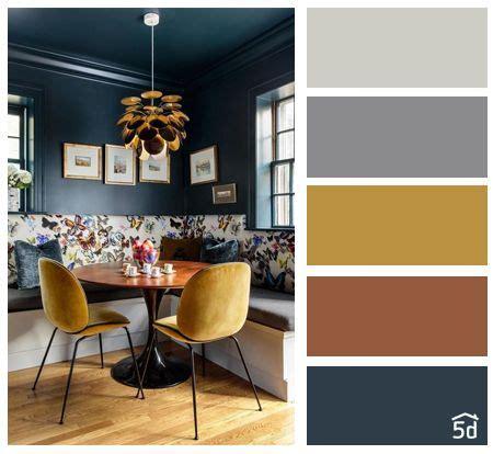 color palette dining interior planner
