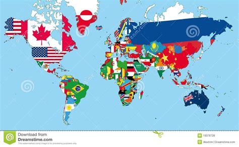 royalty free world map the world map stock vector image of blue russia color