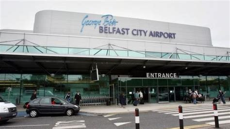 george best city sale agreed for george best belfast city airport news