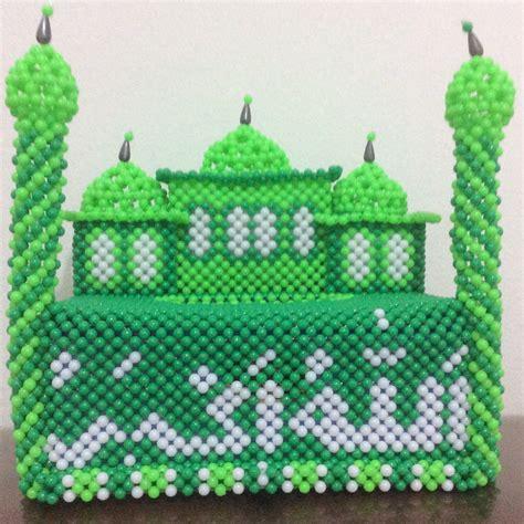 Pesanan Sale pesanan yustina teman sma my acrylic bead craft for sale