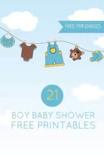 Baby Boy Shower Templates by 21 Free Boy Baby Shower Printables Spaceships And Laser