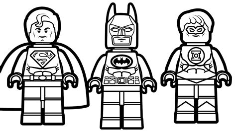 lego batman vs superman coloring pages lego batman and lego superman with lego green lantern