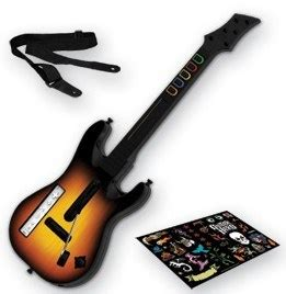 Stick Ps2 Wireless Getar Ori Pabrik New china original brand new wireless guitar for ps3 wii ps2 10 in 1 with competitive price and fast