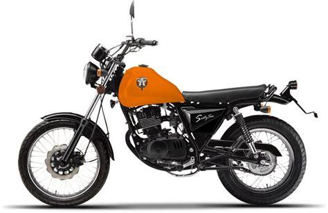 Motorrad 125 Ccm Retro by Luxxon Motorrad 125 Ccm 101 Km H 187 Sixtysix 171 Otto