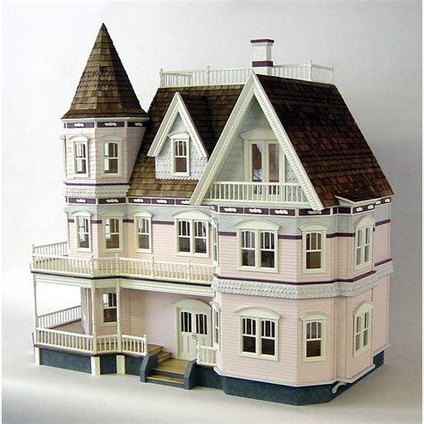 doll house real the queen anne real good toys dollhouse diy kit free shipping discount doll house