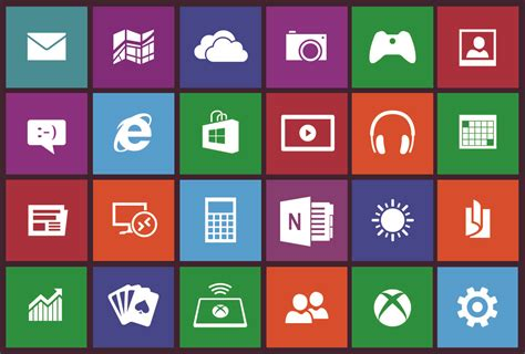 design icon for windows 8 an introduction to the microsoft modern ui design