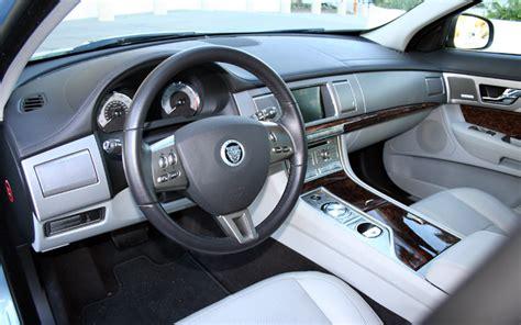 2009 jaguar xf premium luxury quick test motor trend