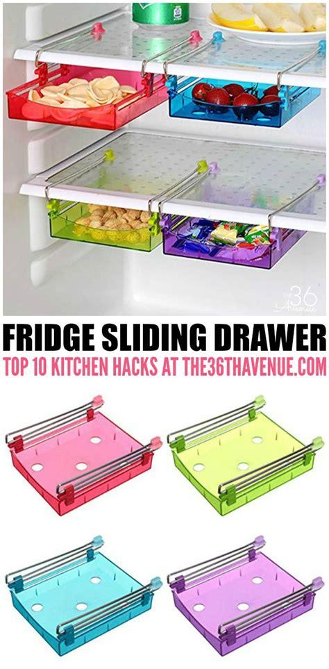 Kitchen Organizing Gadgets 25 Best Ideas About Fridge Makeover On Diy