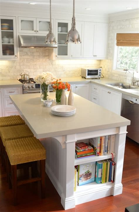 Kitchen Counter L by L Shaped Kitchen With Shaker Kitchen Cabinets