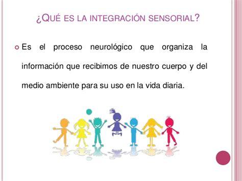 imagenes integracion sensorial teor 237 a de la integraci 243 n sensorial
