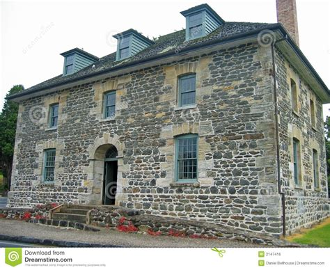 Stone Cottage House Plans old stone building stock photo image of historic