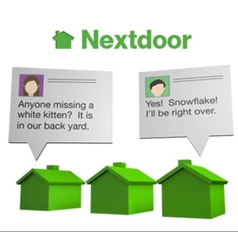Ext Door Fight Daily Nextdoor Raises 18 6m Yp Freshens