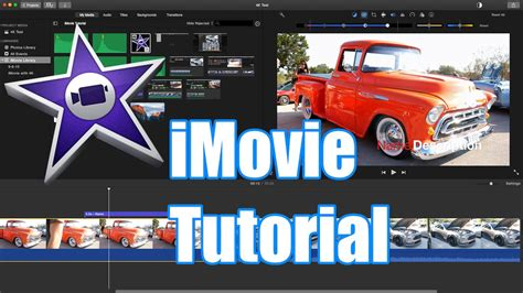 tutorial to use imovie imovie tutorial for beginners how to use imovie youtube