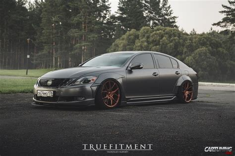 stanced lexus coupe stanced lexus gs300 widebody