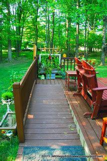 handicap accessible deck ramp contemporary porch cleveland jm design build
