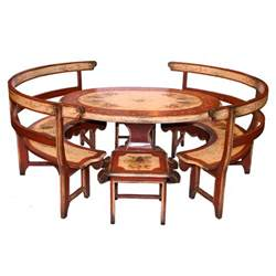 Furniture dining tables painted french country kitchen table