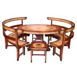 Kitchen Tables With 6 Chairs Country Kitchen Table Roselawnlutheran