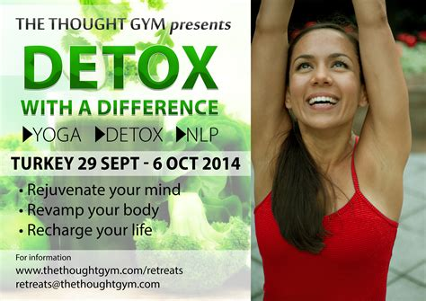 Mind Detox Retreat by Juicing In Turkey Thethoughtgym