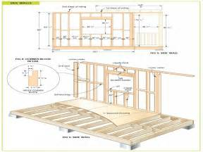 wood cabin plans free diy shed plans free cottage bunkie