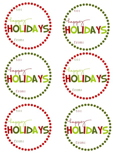 sets  christmas gift tag printables redo   inspirations   sets