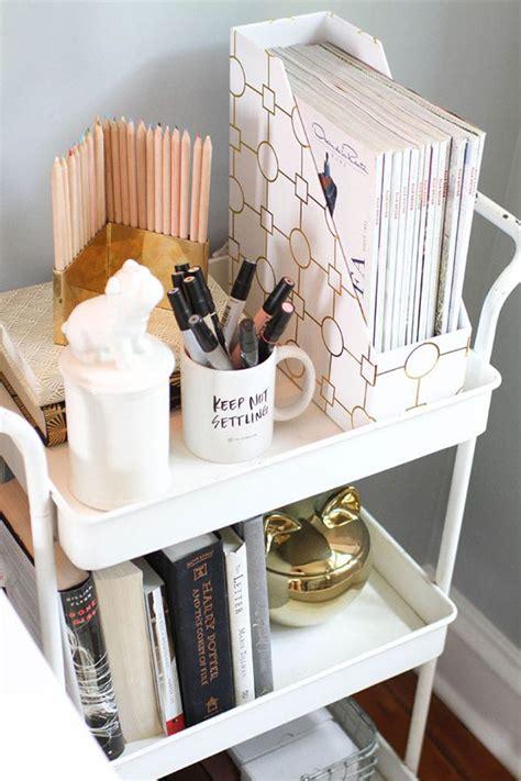 ideas  organizar tu escritorio la vida en craft