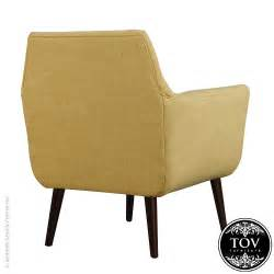 linen chair clyde mustard yellow linen chair tov furniture modernoutlet
