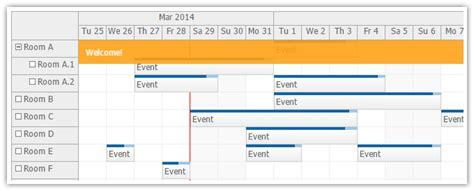 Calendar Js Javascript Scheduler Daypilot For Javascript Html5