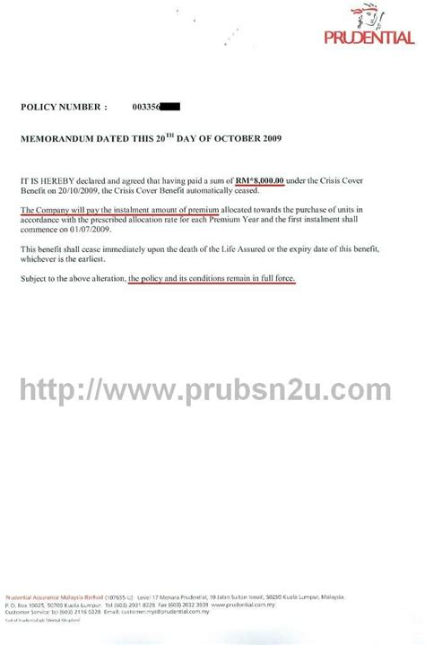 info claim perunding kewangan prubsn takaful