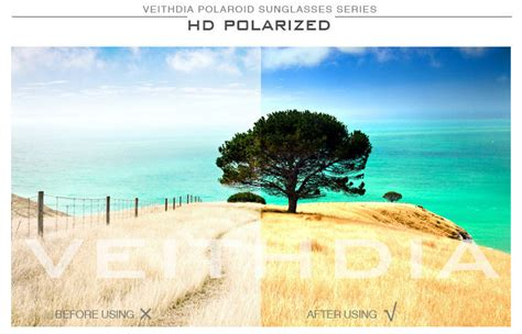 Kacamata Outdoor Polarized veithdia kacamata retro uv polarized gray jakartanotebook