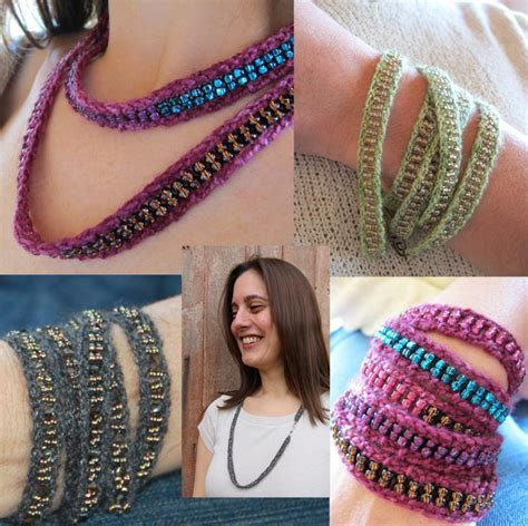 bead knitting using in knitting tips patterns more