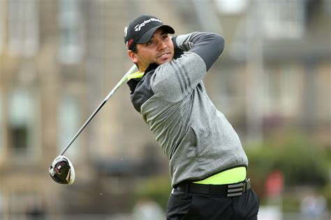 s day jason johnson holds early lead jason day in contention at the