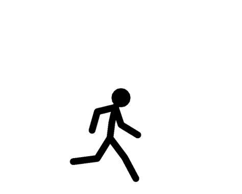 figure gif stick figure running gif www pixshark images