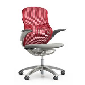 knoll furniture remix high back office chair in