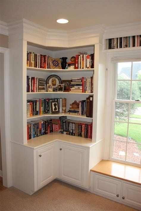 bookcase with reading nook the reading nook living room ideas pinterest reading