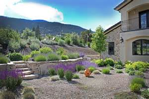 Southwestern Home Designs Acreage Landscape Design