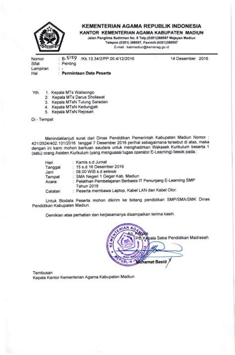 pendidikan madrasah kabupaten madiun