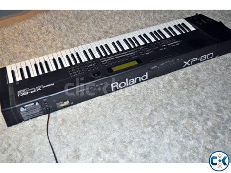 Keyboard Roland Xp 80 new roland xp 80 keyboard clickbd