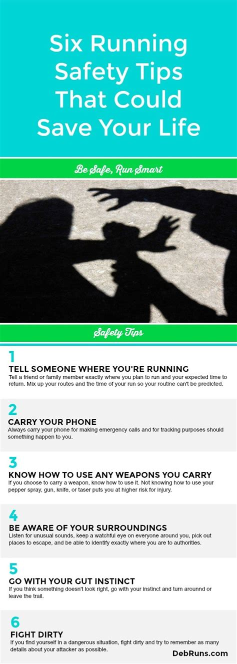 running safety tips six running safety tips that could save your deb runs