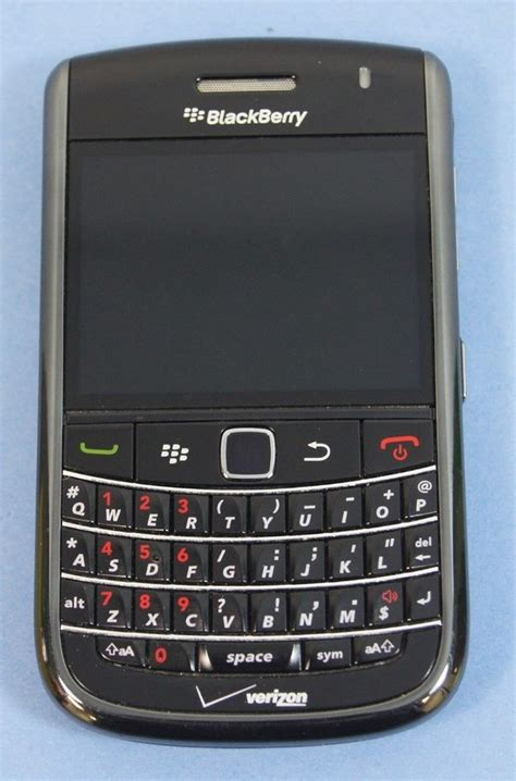 used working unlocked gsm blackberry bold 9650 cell
