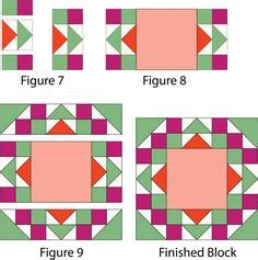 pattern block frame 1000 images about wild and goosey quilt on pinterest