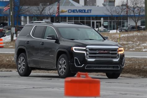 2020 Gmc Yukon Forum by 2020 Gmc Acadia Facelift In The Photo Gallery Gm