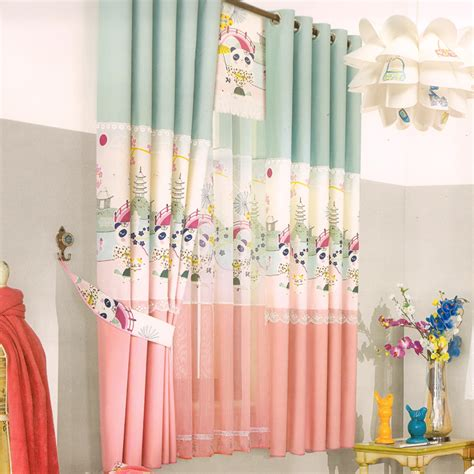 kids window curtain cute curtain holdbacks for kids bedroom crowdbuild for