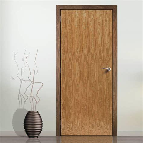 jbk veneered oak flush door is pre finished