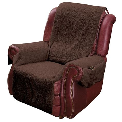 Oversized Recliner Cover Recliner Cover Brown At Wireless Catalog Ta1752