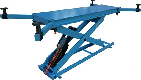 Car Lift Types by China Build In Type Scissors Car Lift Photos Pictures