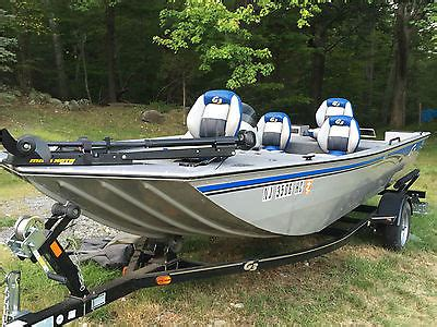 electric bass fishing boats g3 bass boat boats for sale