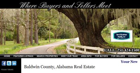 Baldwin County Alabama Property Records Baldwin County Alabama Real Estate Inshore Realty Realtor